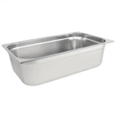 Vogue Stainless Steel Gastronorm Pan 150mm