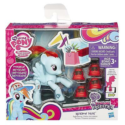 My Little Pony - Bewegliches Pony - Rainbow Dash / Hasbro B5680