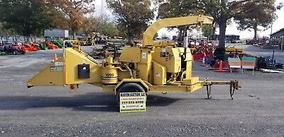 "Vermeer 1220BC Tow Behind 12"" Wood Chipper"