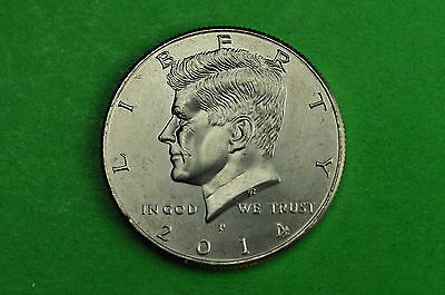 2014-P Choice BU Mint State Kennedy US Half Dollar Coin