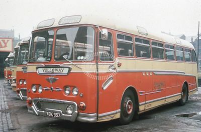 PHOTO Yelloway, Rochdale AEC Reliance WOK953 in Undated at Rochdale