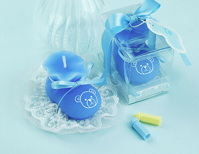 2 x Baby Boy Silicone Moulds - Baby Gift & Bear Motif Shoe