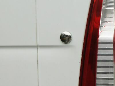 Chrome Stainless Steel 4pc Rear Door Plug Covers for Vauxhall Movano (2010 on)