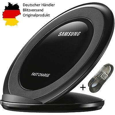 Original Samsung induktive Schnell Ladestation Galaxy S7 S8 S9 S9+ PLUS EP-NG930