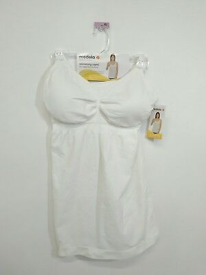 Medela® Women's Slimming Nursing Cami with Removable Pads,* See Note*