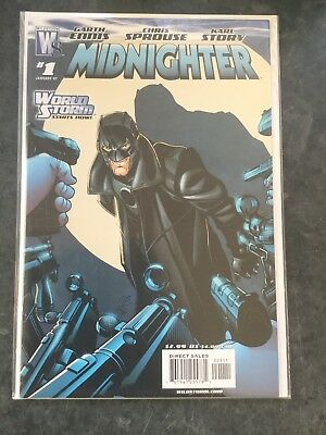 Midnighter Complete Comic Set #1 FN/VF