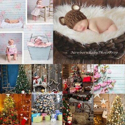 Uk Baby Photography Background Photo Blanket Wood Wall Party Home Backdrop Prop