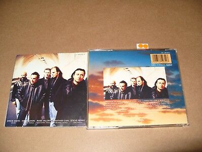 Journey Trial By Fire cd 1996 Ex Condition