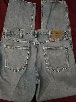 532a2e48 TIMBER CREEK BY Wrangler Jeans Mens Size 34 X 32 - $12.99 | PicClick