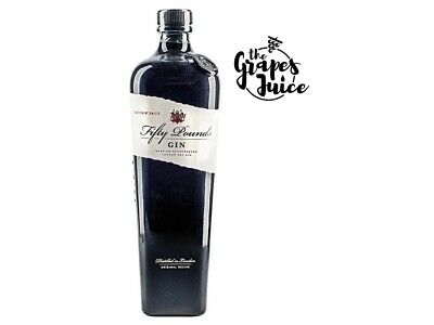 Gin London Dry Fifty Pounds