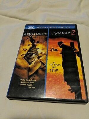 Jeepers Creepers - Jeepers Creepers 2 (DVD, double feature)