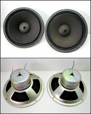 1970's CORAL 12L-21 12 inch Speakers (100W, 8 Ohms)