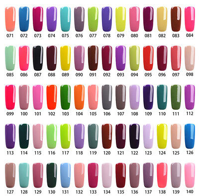 RS NAIL Gel Nail Polish UV LED Soak Off Gel Nails 0.5fl.oze