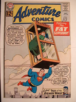 Adventure Comics #298 - DC - 1962 - Special Weight Watchers Issue!