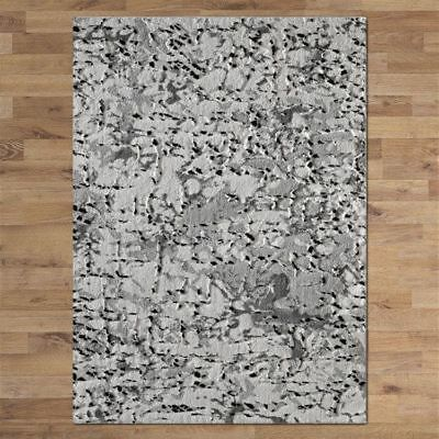 New Saray Rugs Hudson 9699A Designer Floor Rug 160cm x 230cm Grey