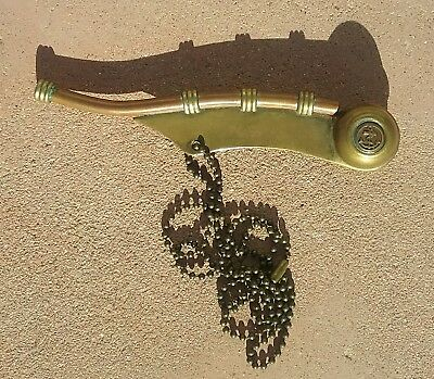 Vintage Military Boatswain Whistle
