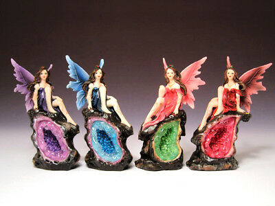 Fairy Fairies Figurine Set #2 ( Set Of 4 )