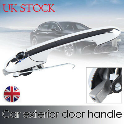 Genuine Fiat 500 Offside Right Driver Side Chrome Outer Door Handle UK