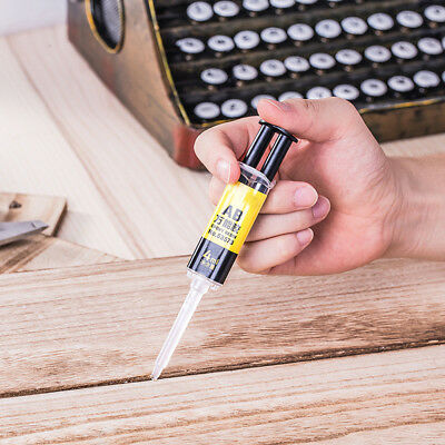 Stationery Firm 2 Minutes Curing Epoxy Resin Strong Glue AB Glue Super Liquid