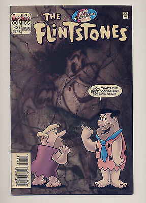 The Flintstones #1 VF+ 1995 ~ Fast Shipping ~ Archie Comic Book