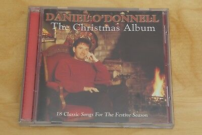Daniel O'Donnell - The Christmas Album CD - 18 Classic Songs