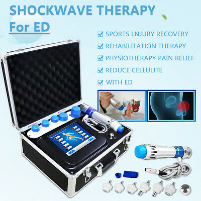 Effective Physical 7 Transmitters GainsWave Shockwave Therapy Machine with ED