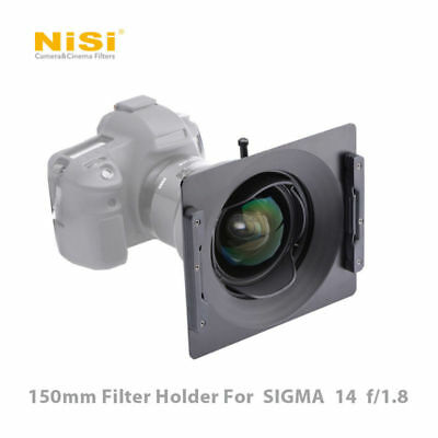 NiSi 150mm Square Filter Holder Specially for SIGMA 14mm F1.8 Art Lens