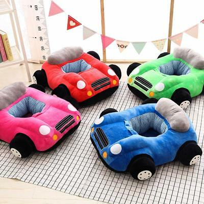 Soft Cotton Baby Support Seat Chair Car Cushion Sofa Pillow Learning to Seat
