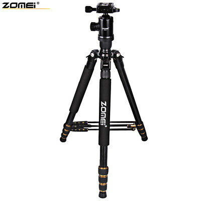Zomei Z688 64 Inches Lightweight Portable Aluminum Tripod with Bag US SELLER