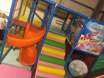 5 soft play frames for sale