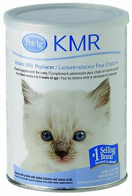 KMR [Kitten Milk Replacer] Powder (12 oz)