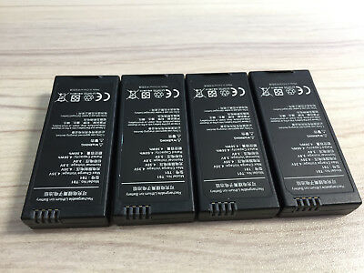 4 x 1150mAh DZH Upgrade Battery For Ryze Tech DJI Tello