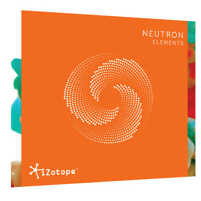 iZotope NEUTRON Elements Plugin (VST/AAX/AU) License