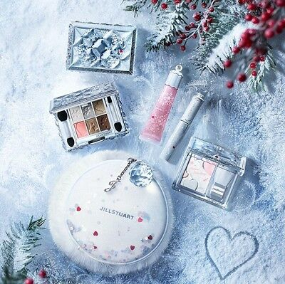 Jill Stuart Japan White Love Story Makeup Collection 2019 Holiday / Sweet Ideas