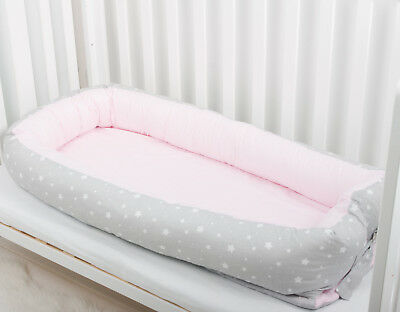 Baby Toddler Nest bed babynest sleeper cocoon baby nest portable crib bumper cot
