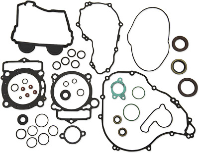 MOOSE 0934-5369 Complete Gasket Kit with Oil Seals