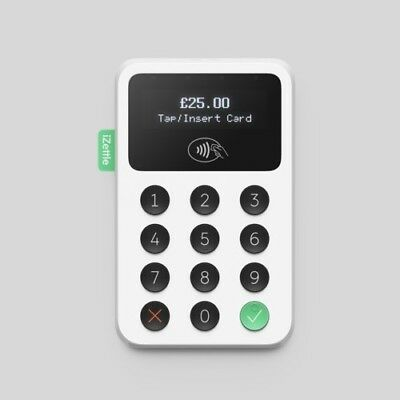 iZettle Chip and Pin 2 Card Reader