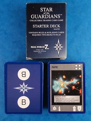 Trading Cards 1995 STAR OF THE GUARDIANS Mag Force 7 Inc Bundle Lot