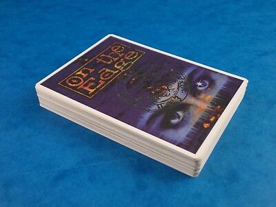 Small Bundle of ON THE EDGE CCG CARDS Atlas Games All Shown