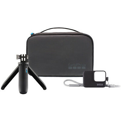 GoPro Travel Kit AKTTR-001 - Shorty, Sleeve + Lanyard, Case for All GoPro Hero