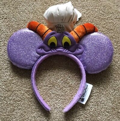 Disney Parks' 2017 Food And Wine Festival Figment Mickey Mouse Ears