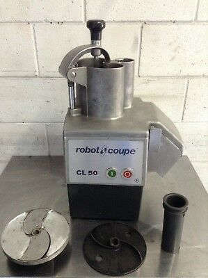 Robot Coupe Veg Prep Machine CL50 Food & Veg Processors Version E With 1 Blade