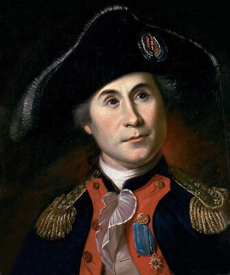John Paul Jones Scottish Sailor United States's first well-known Naval Fighter
