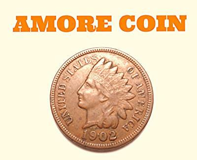 1 Indian Head Cent Penny - 1900 1901 1902 1903 1904 1905 1906 1907 1908 Or 1909