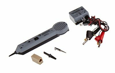 Greenlee 701K-G/6A Professional Tone and Probe Tracing Kit with ABN Clips