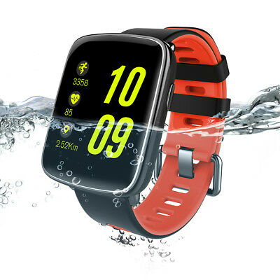 JSBP GV68 IP68 Waterproof BT4.0 Smart Watch With Heart Rate Support Android IOS