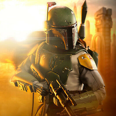 Star Wars Episode V Boba Fett Premium Format Figure By Sideshow Collectibles