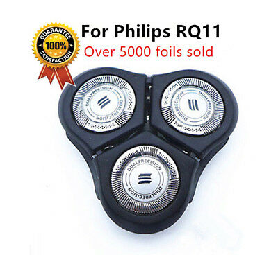 Quality Philips RQ11 Dual Precision 2D Replacement Shaving Head UK Stock