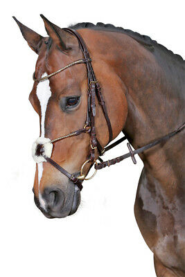 Three Horses Classic Trense - mexikanisches Reithalfter