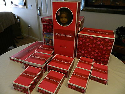 American Girl Kanani Lot - Whole World Complete - Retired
